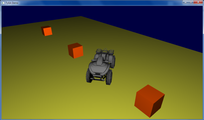 Current Work-in-Progress for my ICA for Animation and Simulation Programming.